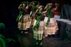 "Keali'i Reichel and members of his halau perform chant and hula at ""Hawai'i: Language Matters"""